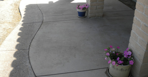 Concrete Patios
