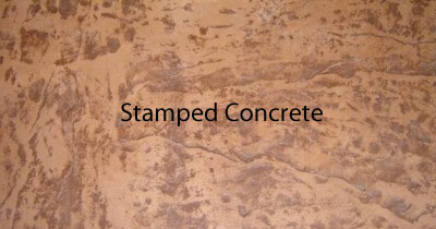 Concrete Textures & Finishes